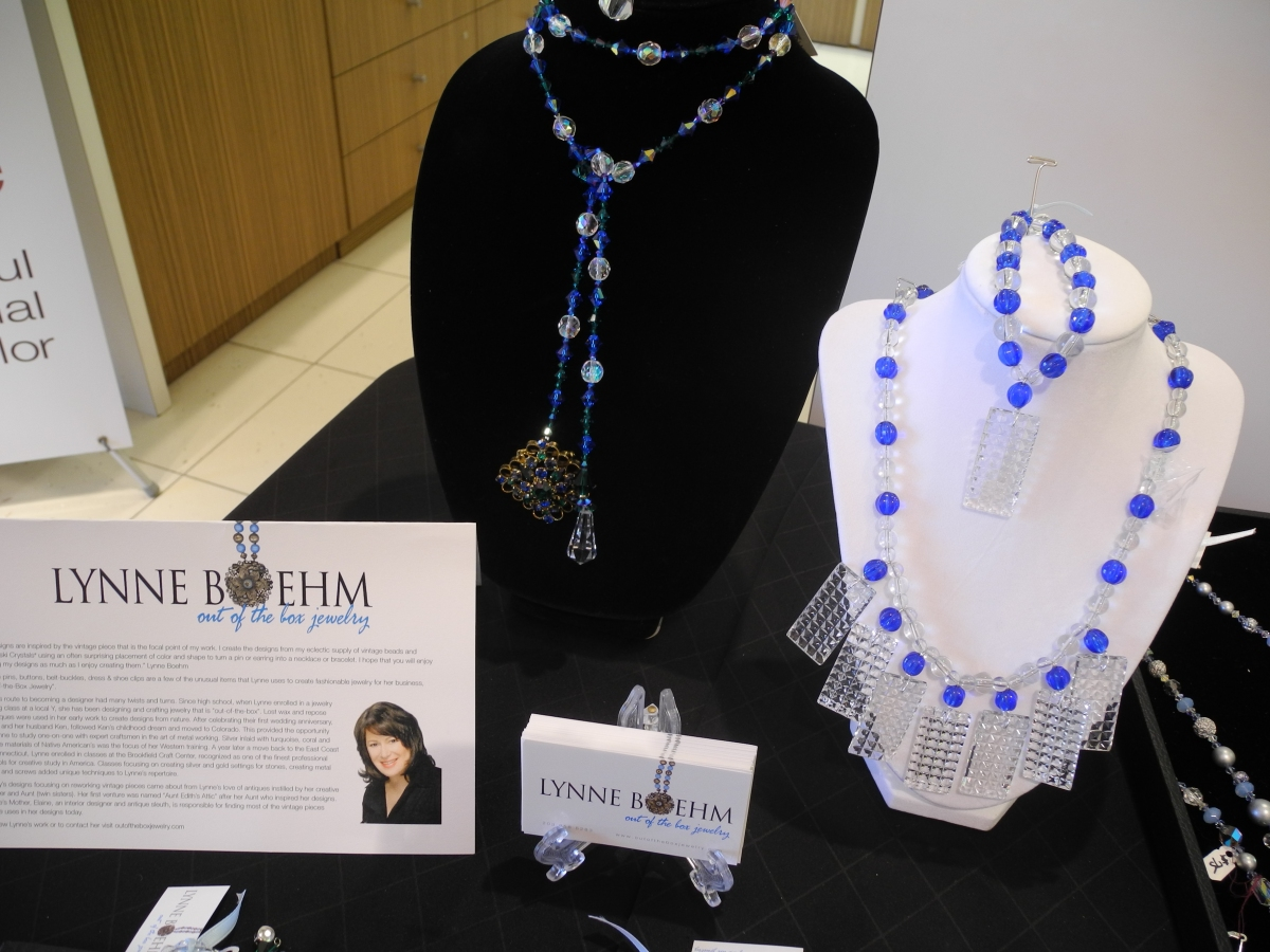 Fantastic jewelry trunk show at adam broderick salon spa for Adam broderick salon